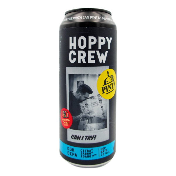 Hoppy Crew: Can I Try? #1