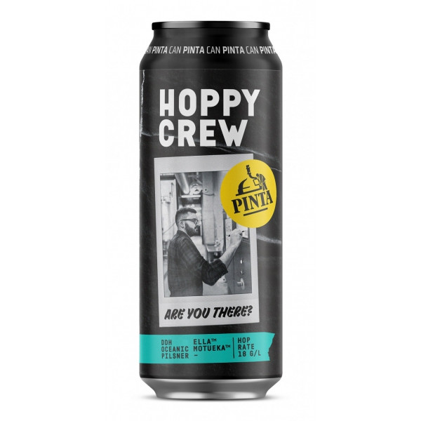 Hoppy Crew: Are You There? #6