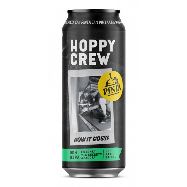 Hoppy Crew: How It Goes? #4