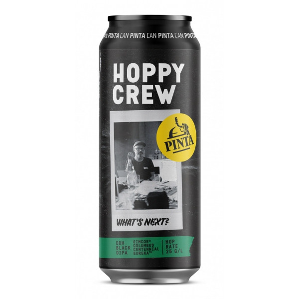 Hoppy Crew: What's Next? #8