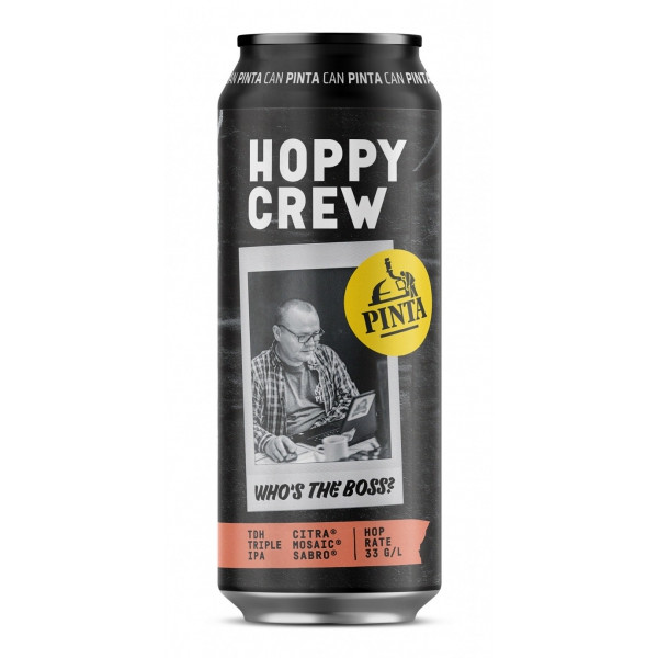 Hoppy Crew: Who's the Boss? #7
