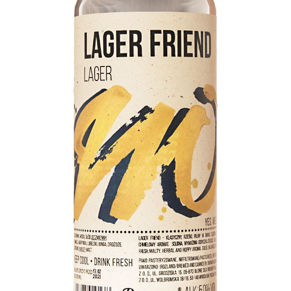 Lager Friend