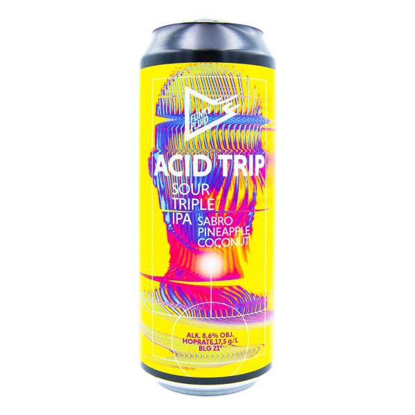Acid Trip: Sabro, Pineapple & Coconut