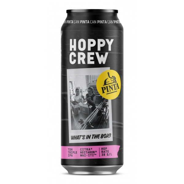 Hoppy Crew: What's In the Box? #9