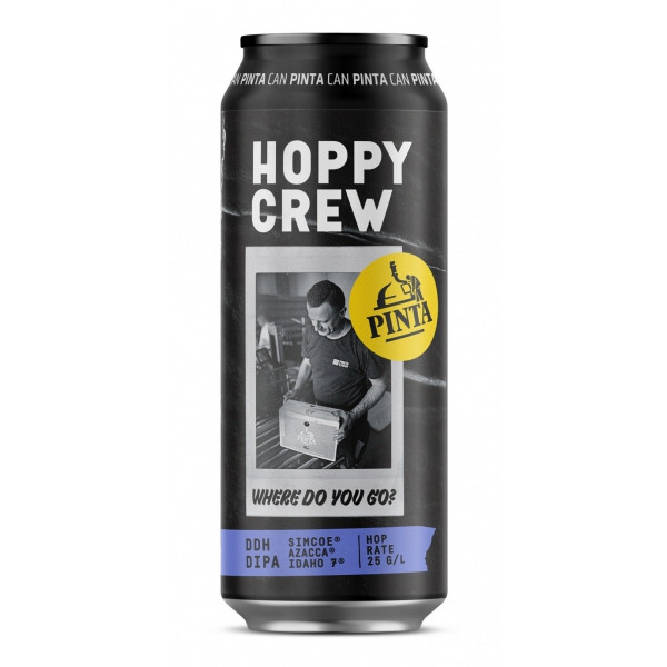 Hoppy Crew: Where Do You Go? #10
