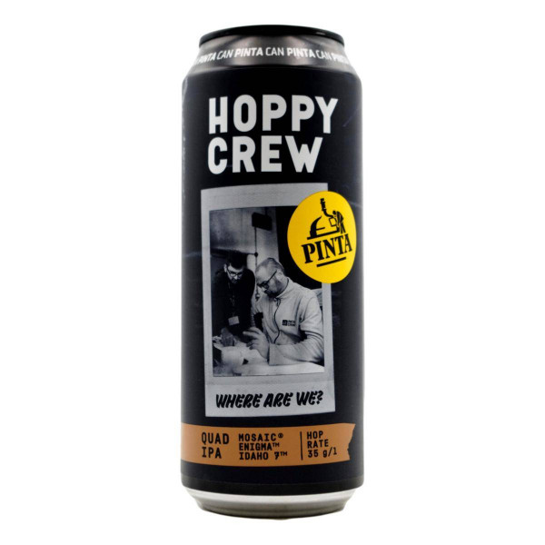 Hoppy Crew: Where Are We? #12