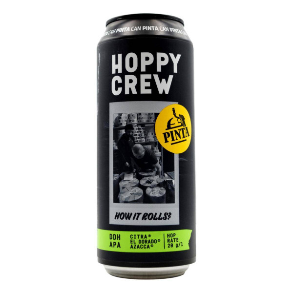 Hoppy Crew: How It Rolls? #11